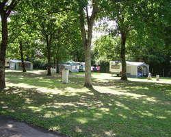 Camping le Presqu'île - Aigrettes - EMPLACEMENT CAMPING